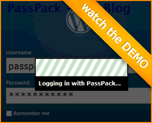 Watch The PassPack Smart Button Demo